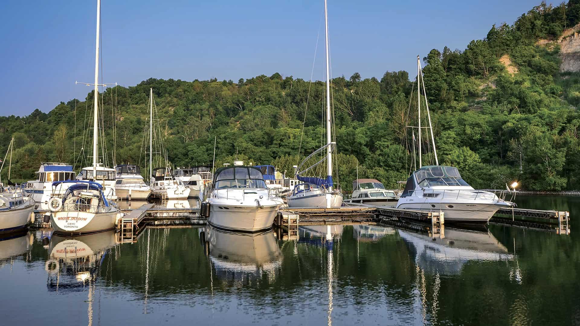 Updated Docks!